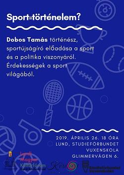 Sport-történelem?